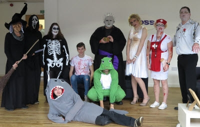 Image representing Halloween Fancy Dress 2015